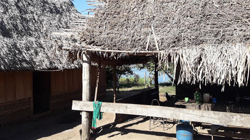 Casa na Baía das Onças. Foto: Gabriel Sanchez, 2018